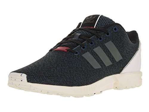 Adidas Men ZX Flux Originals Running Shoe Boonix/Boonix/Owhite