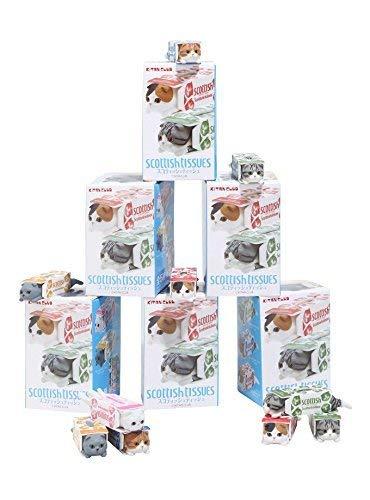 Kitan Club Scottish Fold Box Cat Collectible Figure Mystery Blind Box - 1 - Cat Cafe Kitty