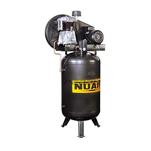 Compresor de aire à Pistón Reservoir 200 litros 4 CV NuAir: Amazon.es: Bricolaje y herramientas