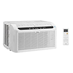 Sleep peacefully with Haier serenity Series 6, 000 BTU window air conditioner featuring an ultra quiet sound package you will love. This unit has a compressor Blanket for reduced noise resulting in ultra-quiet operation at only __ dba. It als...