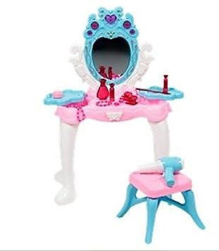 Eddytoy Jouet Coiffeuse Et Maquillage De Poupee Princesse