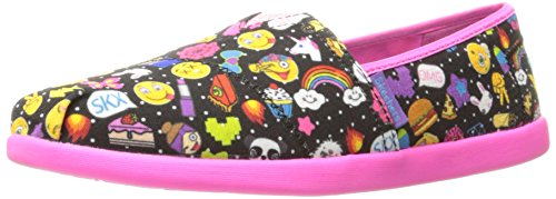 Skechers Kids Kids' Solestice-Emoji Girls Slip-on