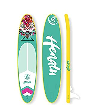 "HENALU Paddle Surf Hinchable - MANALI 10´6 x 32"" x 6"" Incluye"