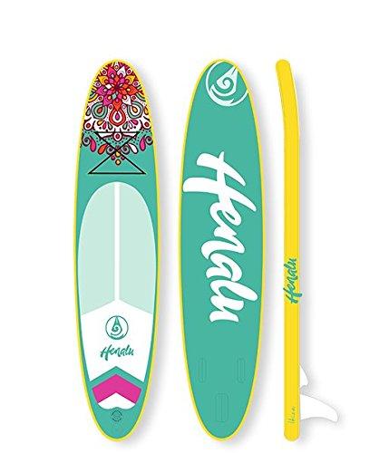 HENALU Paddle Surf Hinchable - MANALI 10´6 x 32