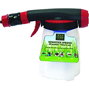 Nema Globe Adaptable Nematode Hose End Sprayer, Clear (4003523)