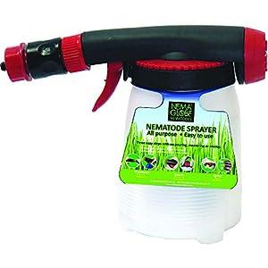 Nema Globe Adaptable Nematode Hose End Sprayer, Clear (4003523)