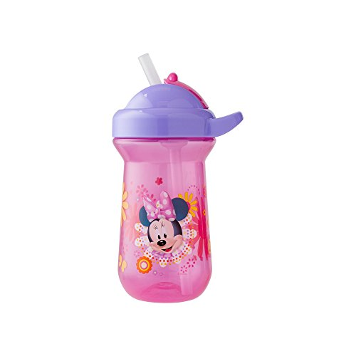 First Years Minnie Mouse Straw