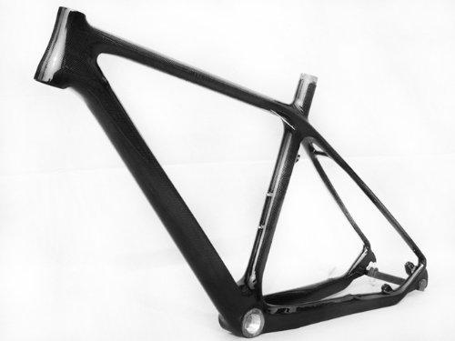 Full Carbon MTB Mountain Bike 26'' Wheel Size Frame 21'' by x-goods