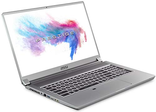 MSI P75 Creator469 i99880H 32GB RAM 1TB NVMe SSD NVIDIA RTX 2070 8GB 173 Full HD Windows 10 Pro