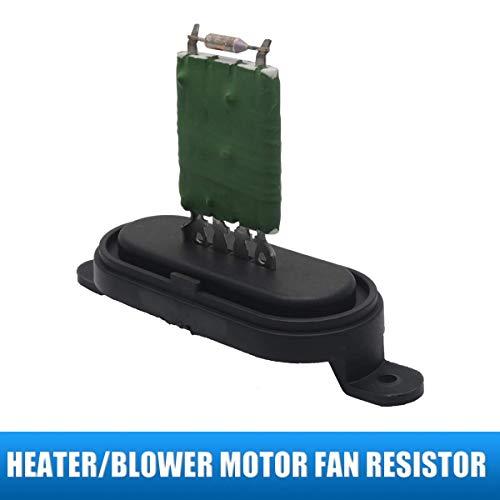 HugeAuto Heater Blower Automatic Motor Fan Resistor: