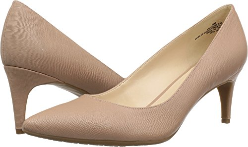 Height Natural Right (Nine West Women's Eniola9X Light Natural 5 M US)