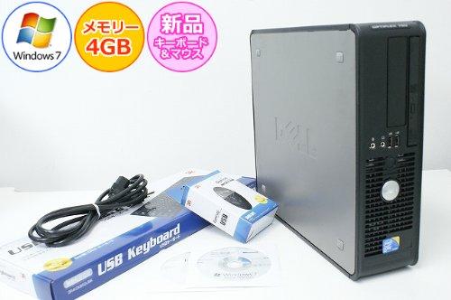 最安値 中古デスクトップパソコン B00K9Z274I MRR 本体のみ Windows7 DELL デル oofice付き OptiPlex 760 SFF Core2Duo-2.93GHz メモリ4GB 250GB DVD-スーパーマルチ Windows7搭載 リカバリ付 MRR oofice付き オフィス付き(open office) B00K9Z274I, 茨城県古河市:0f1823e9 --- arbimovel.dominiotemporario.com