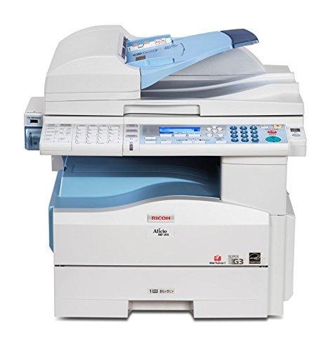 Refurbished Ricoh Aficio MP 201SPF Monochrome Multifunction Printer - A4, 21 ppm, Copy, Print, Scan, 1 Tray