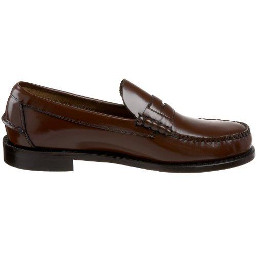 SEBAGO Classic 76660, zapato mocasín hombre, color marrón, piel