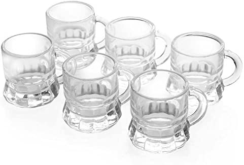 Set Ounce Mini Whiskey Glass