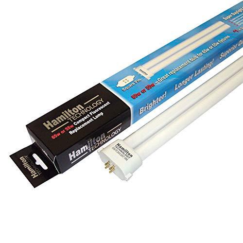 Aquariums Compatible with Hamilton Technology Compact Fluorescent 10,000K Super White Square Pin