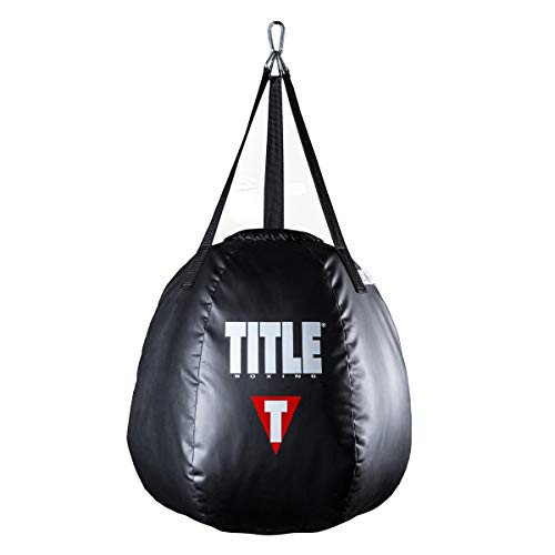 Title Boxing Wrecking Ball Heavy Bag, 70 lbs (Wrecking Ball Best Cover)