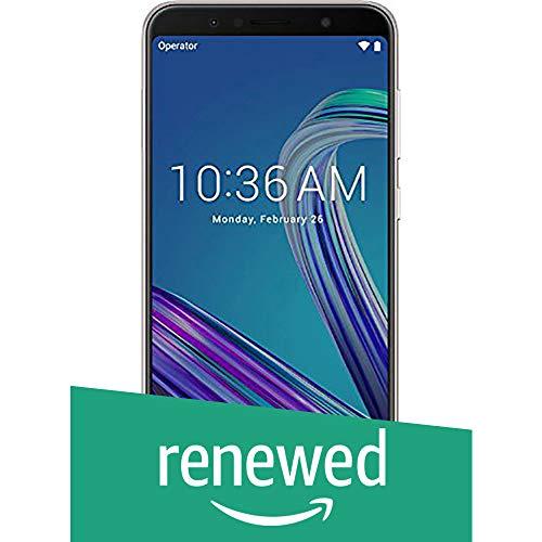 Renewed  Asus Zenfone Max Pro M1 ZB601KL 4H070IN  Grey, 4 GB RAM, 64 GB Storage