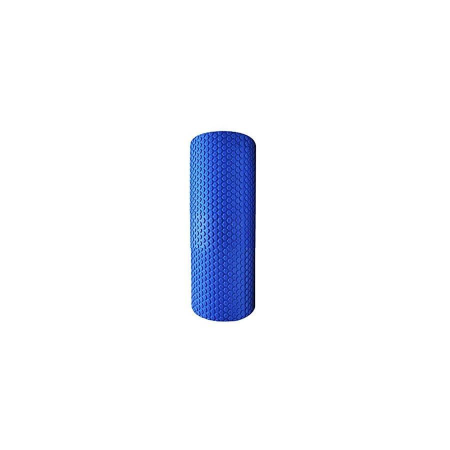Denshine High Density Floating Point EVA Yoga Pilates Fitness Gym Foam Roller Massage BLUE