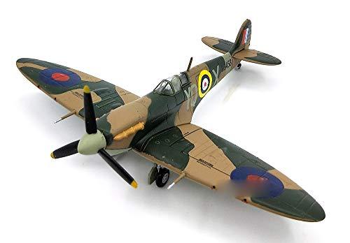 FloZ WWII UK 1941 Supermarine Spitfire Mk Vb 1/72 diecast Plane Model -