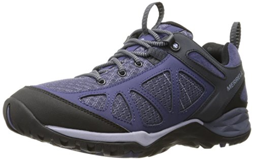 Merrell Women's Siren Sport Q2 Hiking Shoe, Crown Blue, 8.5 M US by Merrell