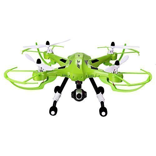 Coocheer JJRC H26D 3MP Wide Angle HD Headless Mode One Key Return RC Quadcopter Drone 4CH 2 4G 6-Axis Gyro Green