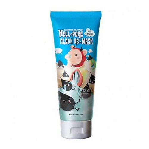 Price comparison product image Elizavecca Hell-Pore Clean Up Nose Mask, 4.8 Ounce