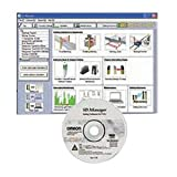 Omron F39GWUM Support Software, For Use With F3SJ-B Series Safety Light Curtains