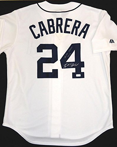 Miguel-Cabrera-Autographed-Detroit-Tigers-Home-Jersey-Triple-Crown-2012-Inscription-Autographed-MLB-Jerseys