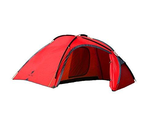 コンペ羽不倫GEERTOP テント 4人用 コンパクト 軽量 防水 アウトドア キャンプ 3~4シーズン用 210cm × 240cm
