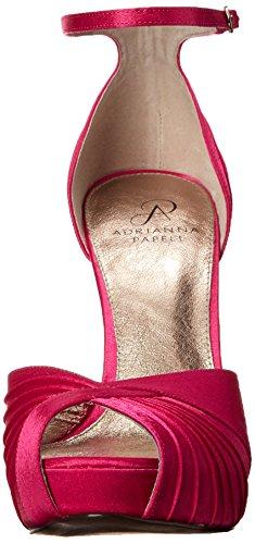 Adrianna Papell - Rebecca Damen Pink Sheena Satin