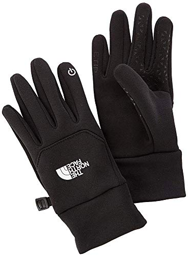 The North Face Women's Etip Glove, TNF Black, XS -