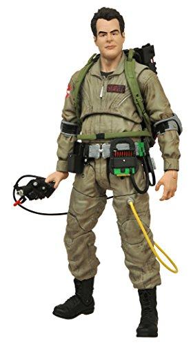 DIAMOND SELECT TOYS Ghostbusters Select: Ray Action Figure (Ghostbuster Action Figures)