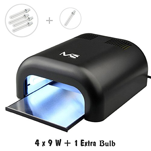 uv gel polish lamp - 4