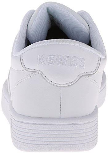 para Plateado II Mujer K Blanco CMF Court Swiss Deportivas Pro Zapatillas fwHv0q6