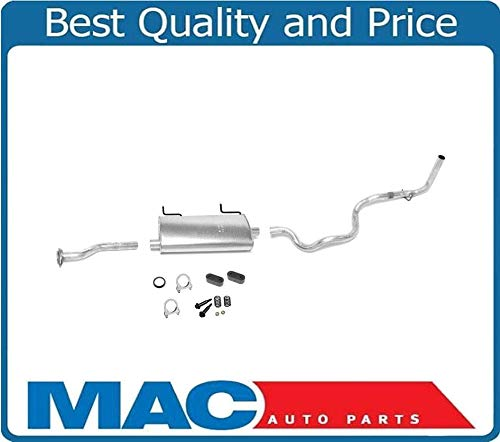 (Mac Auto Parts 38964 Ranger B23 With 4 Inch W/B 2.3L 3.0L 4.0L Muffler Exhaust Pipe System)
