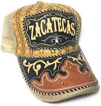 Amazon.com: Gorra Charra DE Zacatecas. Gorra Vaquera. HAT. Cap. Los NOPALEROS DE Zacatecas: Cell Phones & Accessories
