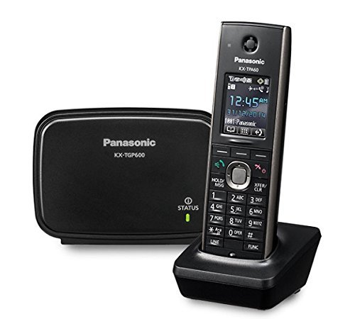 (Panasonic KX-TGP600 SIP Dect Base Unit & Cordless Handset)