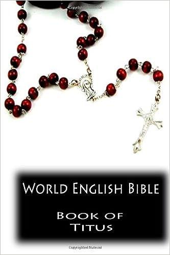 ❤️ Epub lataa google-kirjat World English Bible-Book of Titus