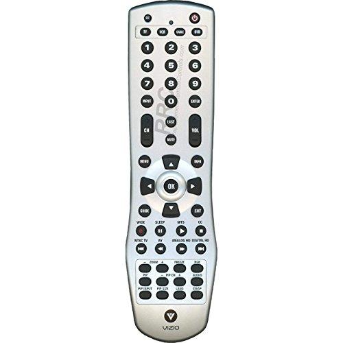 Original Vizio VUR4 LCD TV Remote Control for L32, L37, P42, VX20L, VX32L, VX37L, VP42, VP52HD, VW32L, VW37L, VW42L, VX42L, L32HDTV10A, L42, P50, GV42L, GV42LH, GV46L, VP42HDTV, VX200E