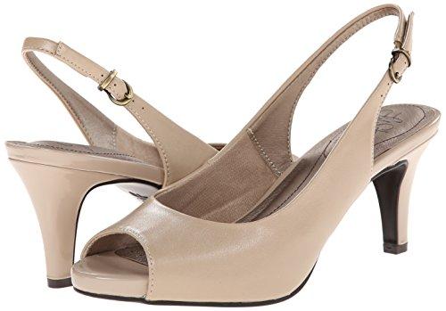 Life Stride Teller Mujer Beis Tacones Zapatos Talla Nuevo EU 38