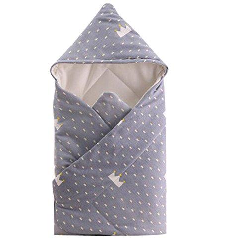 Newborn Sleeping Swaddling, 0-6 M, [Crown], Baby Swaddle Blanket