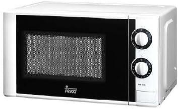 Teka - Microondas Mw20Gblanco 20L, con grill 800W, /1000W Blanco ...
