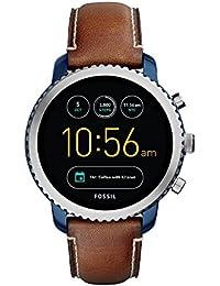 Gen 3 Smartwatch - Q Explorist Luggage Leather FTW4004