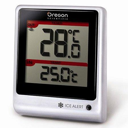 Oregon Scientific EMR201 Wireless Indoor/Outdoor Thermometer