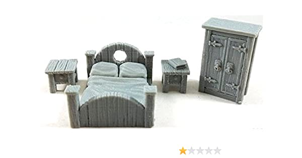 Amazon.com: 28mm Scale Terrain & Dungeon Furniture Accessories ...