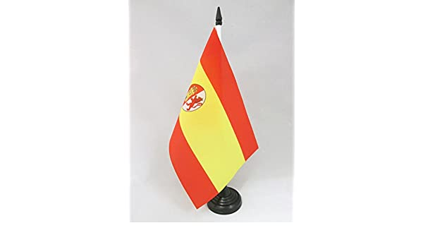 AZ FLAG Bandera de Mesa de ESPAÑA del Bando SUBLEVADO 1936-1938 ...