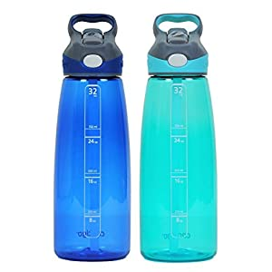 Contigo Autospout Addison Water Bottle, 32oz - Monaco & Ocean