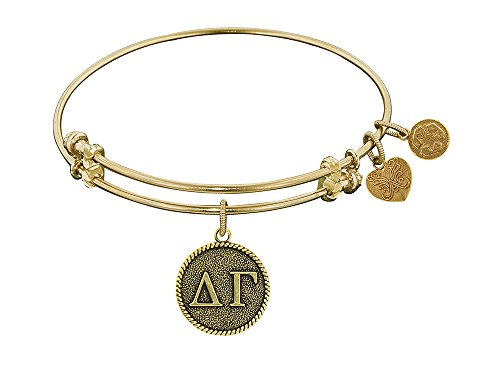 Angelica Collection Delta Gamma extensible Bracelet Laiton
