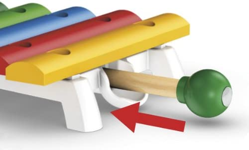 BRIO Musical Xylophone Baby Toy